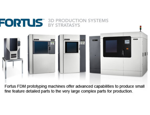 New Stratasys Fortus 250 3D Printer goes on-line.
